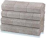 Bloc de ciment pour muret