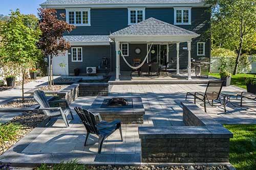 L 39 importance d 39 un plan d 39 am nagement paysager for Plan patio exterieur