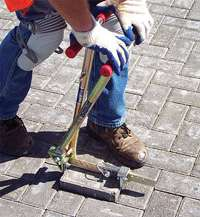 Pavetech Paver Extractor # 011100