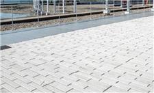 Leed Certified pavers and slabs